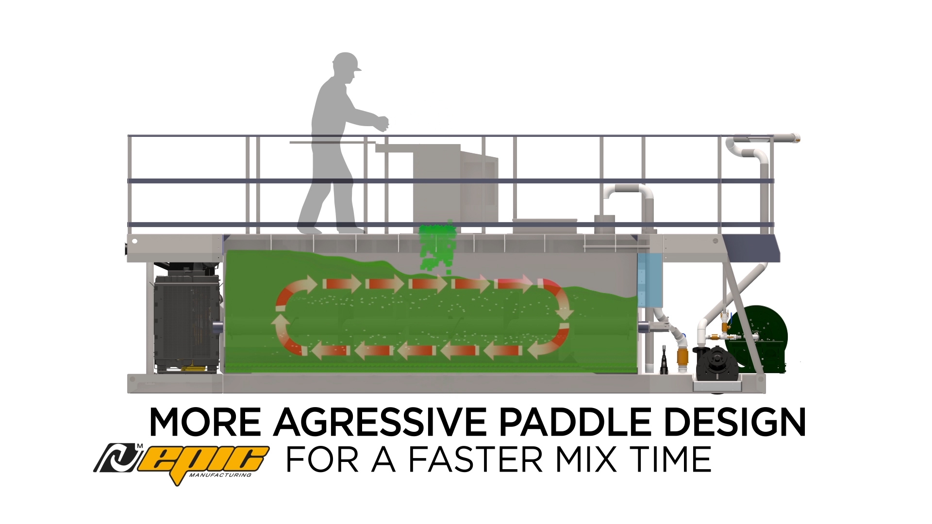 2156_thumbnail Paddle Agitation Hydroseeder | C170 | All Hydraulic Controls