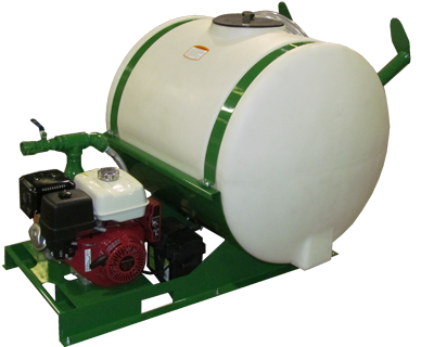 2072_1756-l20-2h-nbg Small Hydroseeder For Sale | L10 | 100 Gallon Tank | Jet Agitation