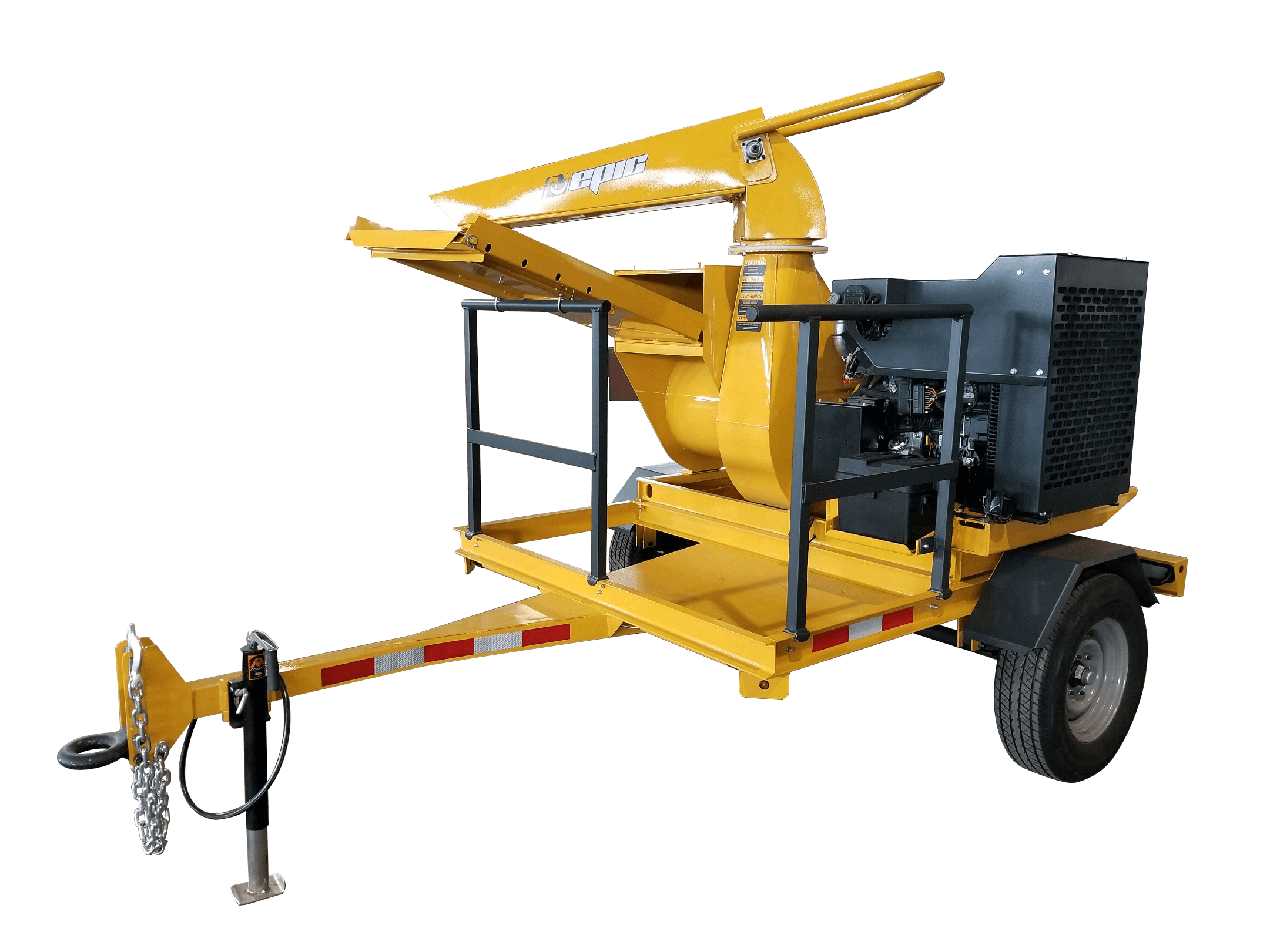 2355_tm35-trailer Reinco Straw Blowers for Sale | TM35 | Trailer Mounted Hydromulcher