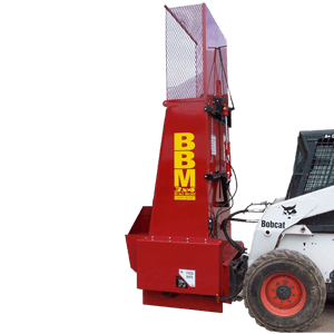 194_bbm-skid Hydraulic Mulch Grinder and Integral Flush Tank