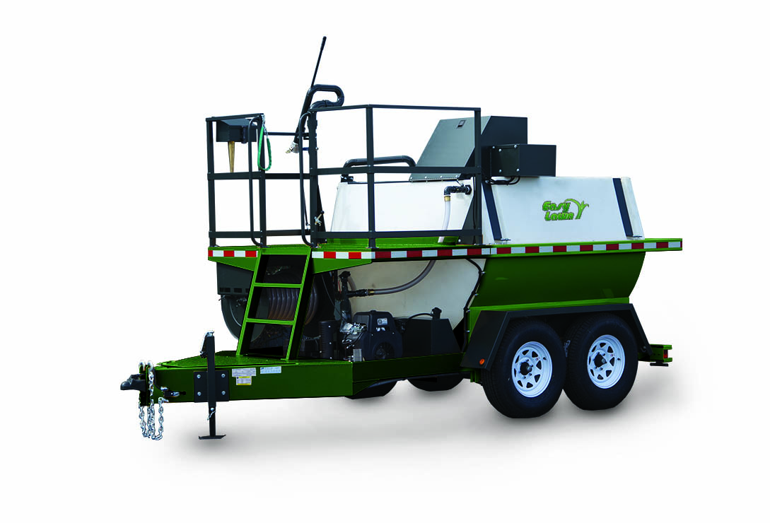 201_l90 Landscaper Series Hydroseeders | Jet Agitation | Epic Manufacturing