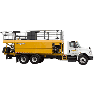 204_c330 Hydraulic Mulch Grinder and Integral Flush Tank